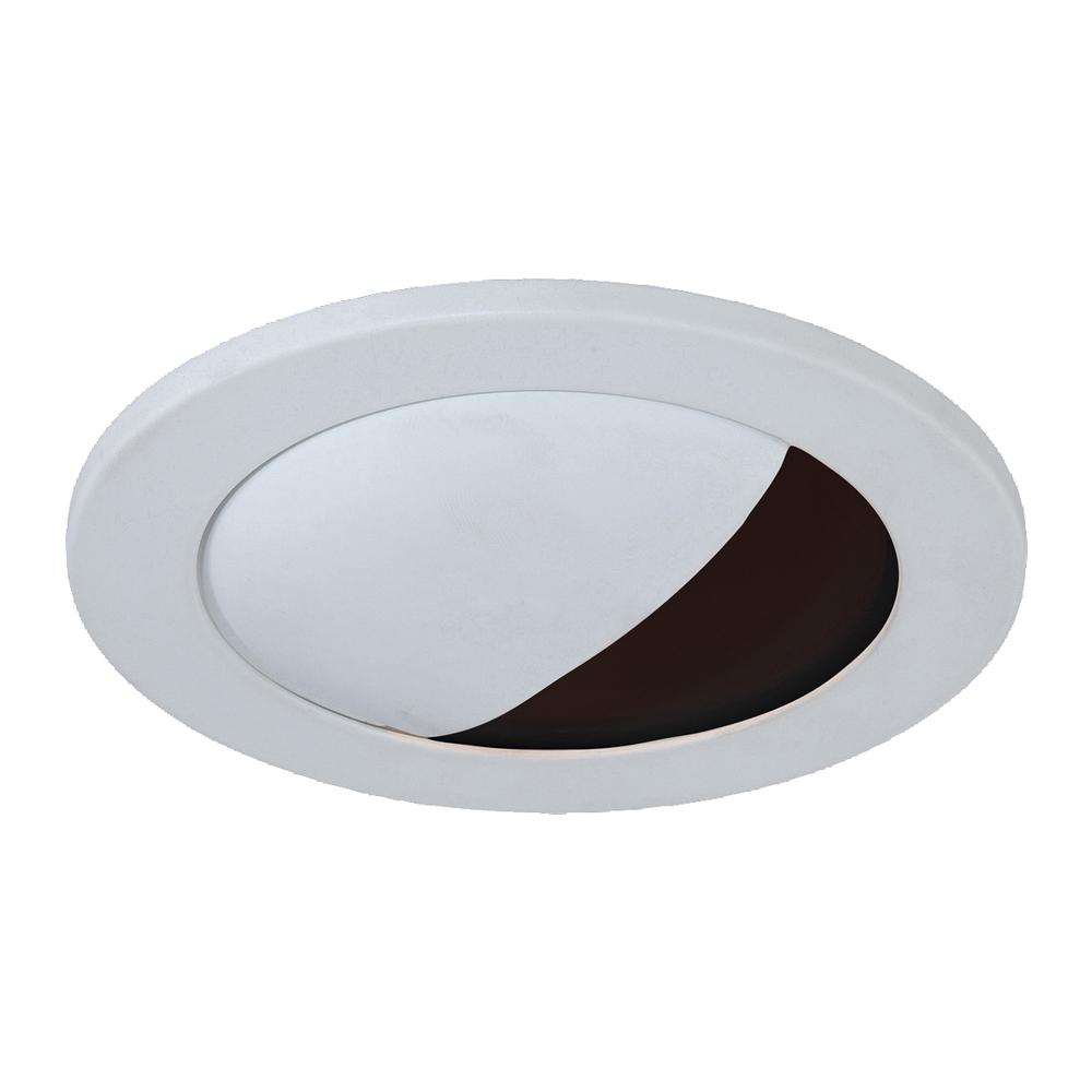 Trim 4in Wall Washer Sn Blk R009 89 Walnut Creek Lighting Co Inc